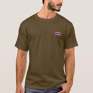The Flag of Thailand T-Shirt