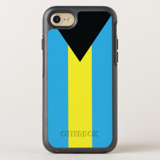 The Flag of the Commonwealth of the Bahamas OtterBox Symmetry iPhone 8/7 Case
