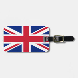 The Flag of the United Kingdom Luggage Tag