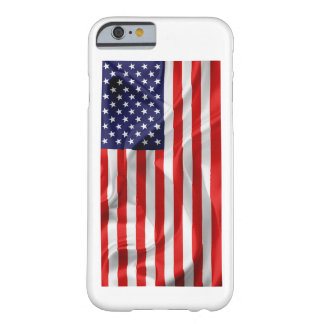The Flag of the United States of America Barely There iPhone 6 Case