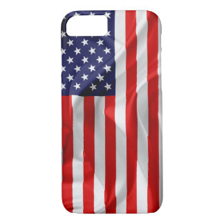 The Flag of the United States of America iPhone 8/7 Case