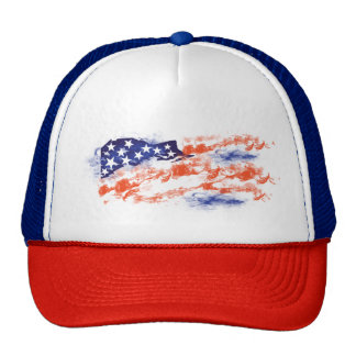 The Flag of Usa Cap