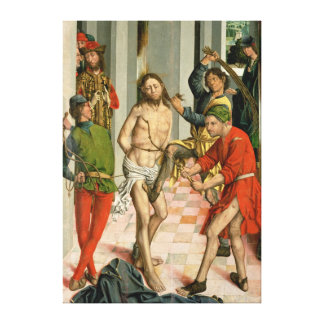 The Flagellation Gallery Wrapped Canvas
