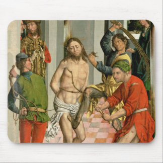 The Flagellation Mouse Mat