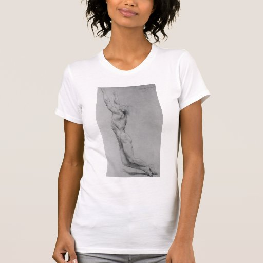 The Flagellation of Christ by William Bouguereau Tee Shirt