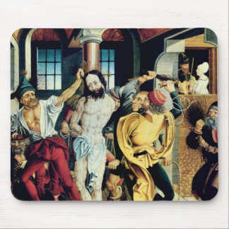 The Flagellation of Christ Mouse Mat