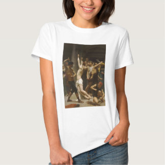 The Flagellation of Our Lord Jesus Christ 1880 Tshirt