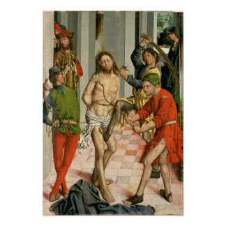 The Flagellation Poster