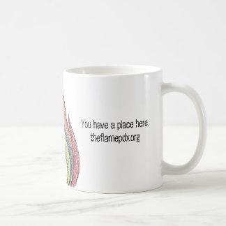 The Flame PDX Mug