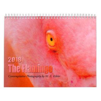 The Flamingo - 2018 Calendar