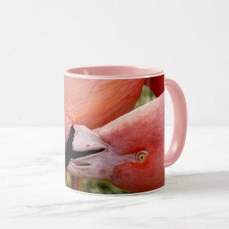 The Flamingo mug - design 2