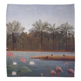 The Flamingos Bandanna