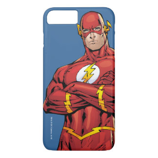 The Flash Arms Crossed iPhone 8 Plus/7 Plus Case
