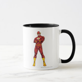 The Flash Arms Crossed Mug