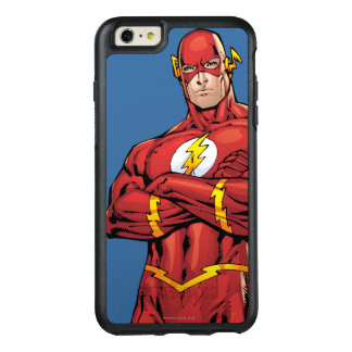 The Flash Arms Crossed OtterBox iPhone 6/6s Plus Case