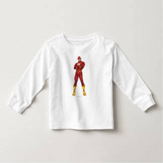 The Flash Arms Crossed Toddler T-Shirt