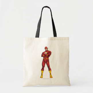 The Flash Arms Crossed Tote Bag