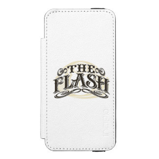 The Flash - It's Showtime! Letters Incipio Watson™ iPhone 5 Wallet Case