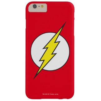 The Flash | Lightning Bolt Barely There iPhone 6 Plus Case