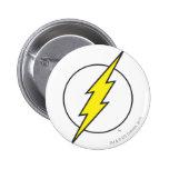 The Flash Lightning Bolt Buttons