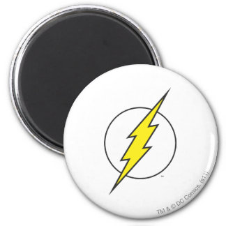 The Flash | Lightning Bolt Magnet