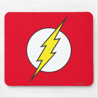 The Flash | Lightning Bolt Mouse Mat