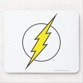 The Flash | Lightning Bolt Mouse Pad