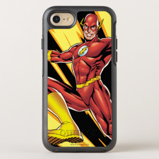 The Flash Lightning Bolts OtterBox Symmetry iPhone 8/7 Case