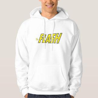 The Flash Logo Yellow Hoodie