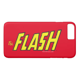 The Flash Logo Yellow iPhone 8 Plus/7 Plus Case
