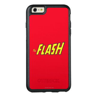 The Flash Logo Yellow OtterBox iPhone 6/6s Plus Case