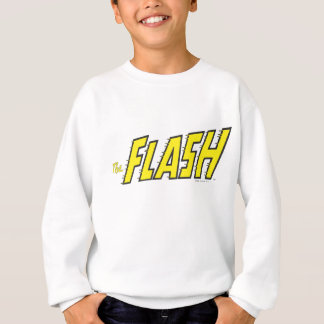 The Flash Logo Yellow Sweatshirt