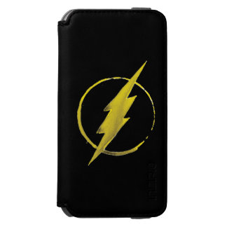 The Flash | Yellow Chest Emblem Incipio Watson™ iPhone 6 Wallet Case