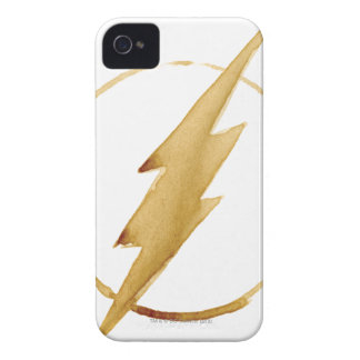 The Flash | Yellow Chest Emblem iPhone 4 Case