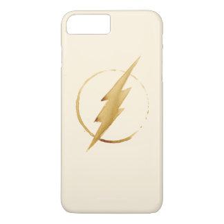 The Flash | Yellow Chest Emblem iPhone 8 Plus/7 Plus Case
