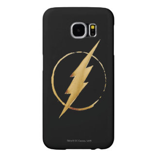 The Flash | Yellow Chest Emblem Samsung Galaxy S6 Cases