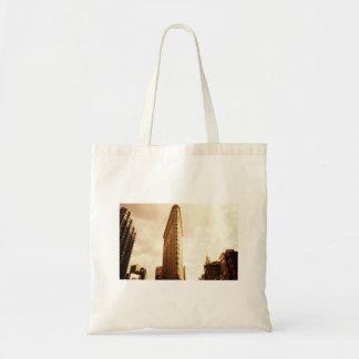 The Flatiron Building Budget Tote Bag