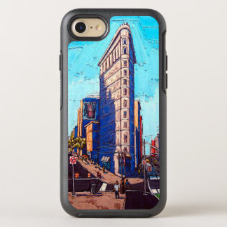 The Flatiron Building iPhone case