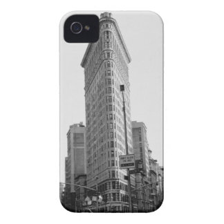 The Flatiron Building (photo) iPhone 4 Cover