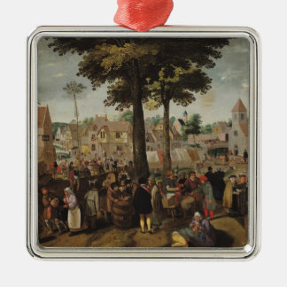 The Flemish Fair Christmas Ornament