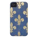 The fleur-de-lis or fleur-de-lys Case-Mate iPhone 4 case