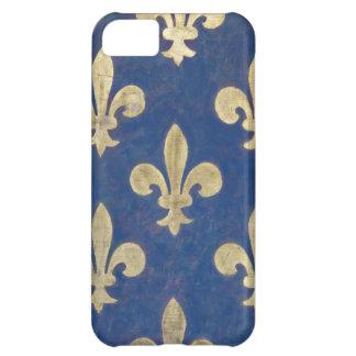 The fleur-de-lis or fleur-de-lys iPhone 5C case