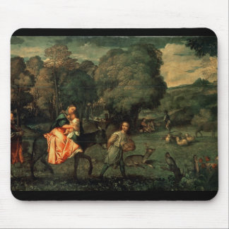 The Flight into Egypt, 1500s Mouse Mat