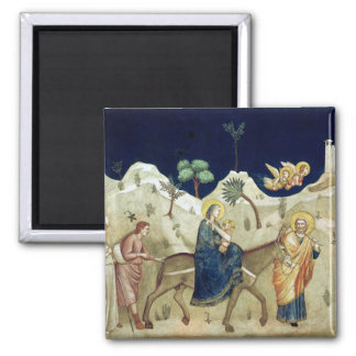 The Flight into Egypt 2 Magnet