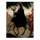 The Flight into Egypt 2 Postcard