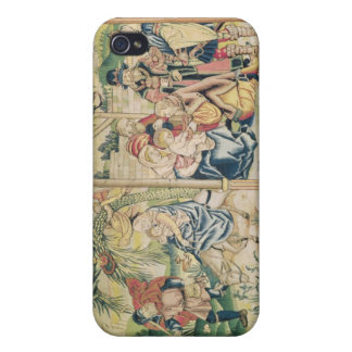 The Flight into Egypt and the Adoration of iPhone 4 Covers