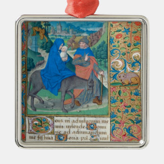The Flight into Egypt Christmas Ornament
