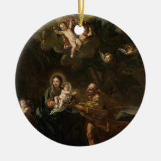 The Flight into Egypt Ornaments