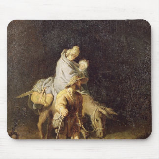 The Flight into Egypt Mouse Mat