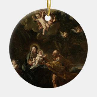 The Flight into Egypt Ornaments